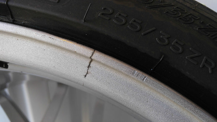 Can Cracked Rims Be Repaired?