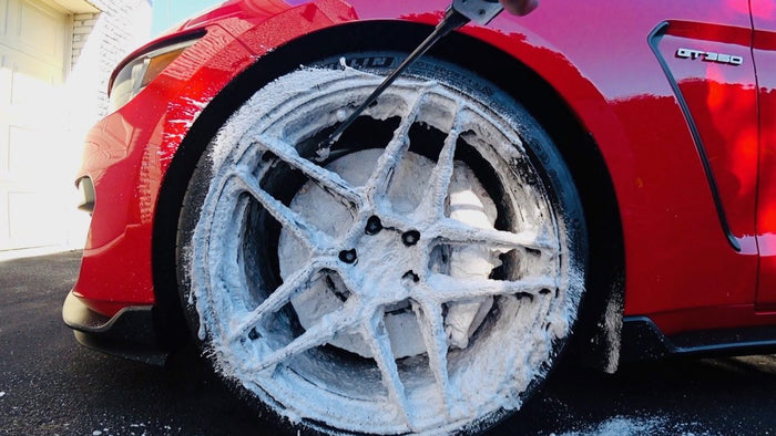 Are Wheel Cleaners Safe?