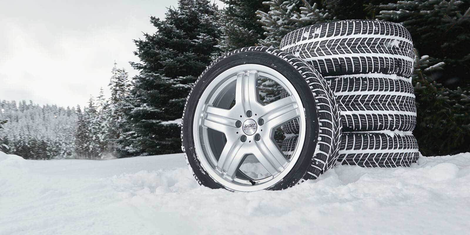 Prepare For The Cold With Winter Tires