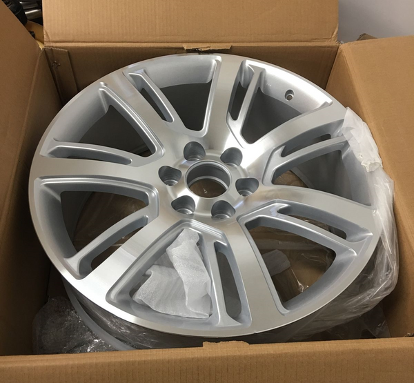 Wheel Packaging