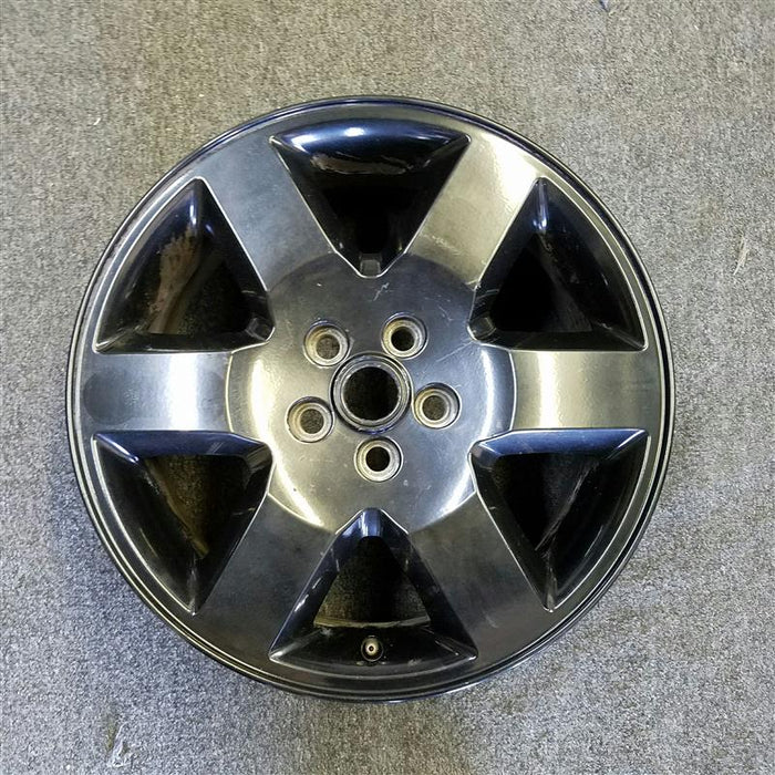 "19"" LR3 05-08 alloy (road wheel), 19x8, (6 spoke), silver sparkle Original OEM Wheel Rim 72191C - OEM WHEEL SHOP"