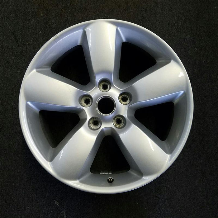 "20"" DODGE 1500 PICKUP 14-17 road wheel, 20x8, natural (opt WHE) Original OEM Wheel Rim 2495A - OEM WHEEL SHOP"