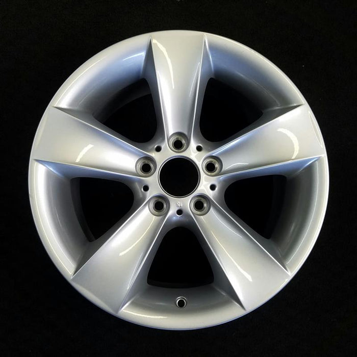 "17"" BMW Z4 06-08 17x8-1/2 (alloy), (5 spoke), single (star) spoke Original OEM Wheel Rim 71186 - OEM WHEEL SHOP"