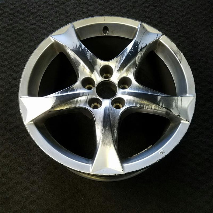 "18"" LEXUS IS350 06-08 18x8-1/2 (alloy), 5 spoke Original OEM Wheel Rim 74194"