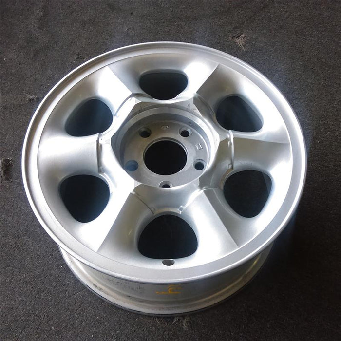 "16"" AURORA 95 16x7 (aluminum) Original OEM Wheel Rim 6024 - OEM WHEEL SHOP"