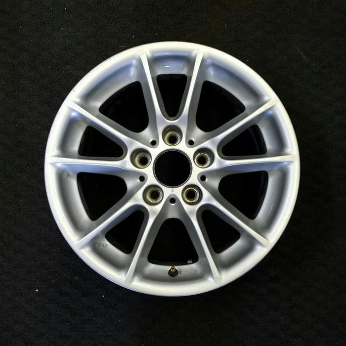 "16"" BMW 540i 01-03 16x7 (alloy), 10 spoke, thin radial spoke Original OEM Wheel Rim 59380 - OEM WHEEL SHOP"