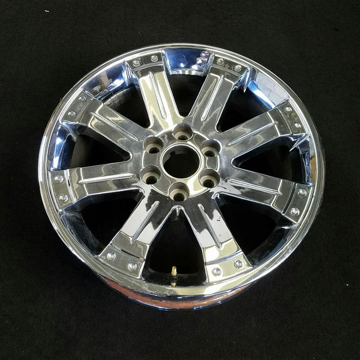 "20"" SIERRA DENALI 1500 11 20x8-1/2, 8 spoke, exposed lug nuts Original OEM Wheel Rim 5494"