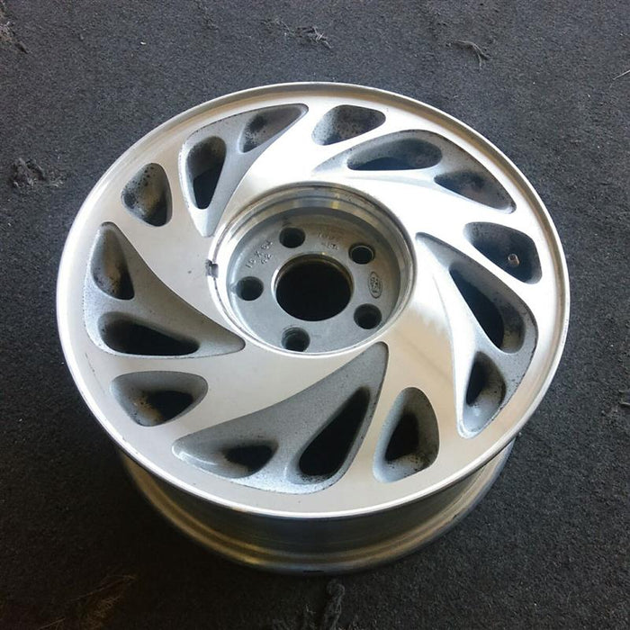 "15"" WINDSTAR 95-97 15x6, aluminum (clear coat) Original OEM Wheel Rim 3109A - OEM WHEEL SHOP"