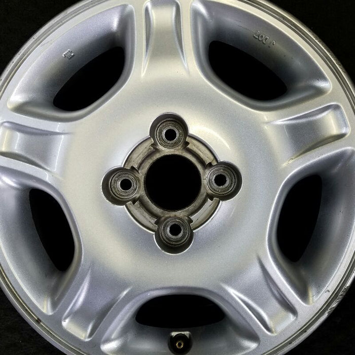 "16"" ALTIMA 00-01 16x6 (alloy), 5 spoke Original OEM Wheel Rim 62382"