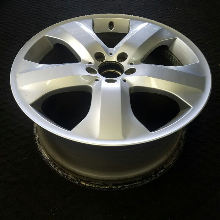 "19"" MERCEDES GL-CLASS 10 164 Type; GL350, 19x8-1/2 (5 spoke) Original OEM Wheel Rim 85107"