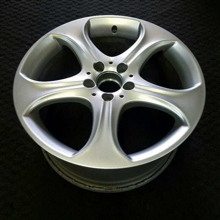 "18"" MERCEDES C-CLASS 17 205 Type; Conv, C300, 18x8-1/2, 5 spoke, exc. AMG Original OEM Wheel Rim 85513"