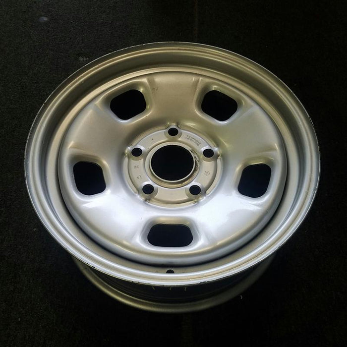 "17"" DODGE 1500 PICKUP 14-17 road wheel, 17x7, steel (opt WFP) Original OEM Wheel Rim 2449"