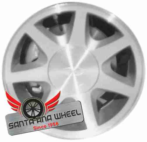 "15"" FORD CONTOUR 95-98 15x6, aluminum, 7 spoke Original OEM Wheel Rim 3117"