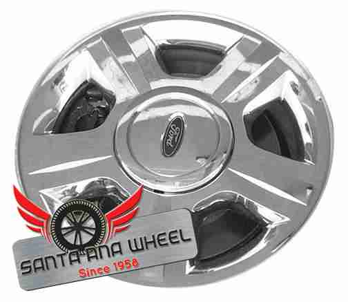 "17"" EXPEDITION 05-06 17x7-1/2, 5 spoke, chromed (aluminum), (TPMS) Original OEM Wheel Rim 3593 - OEM WHEEL SHOP"