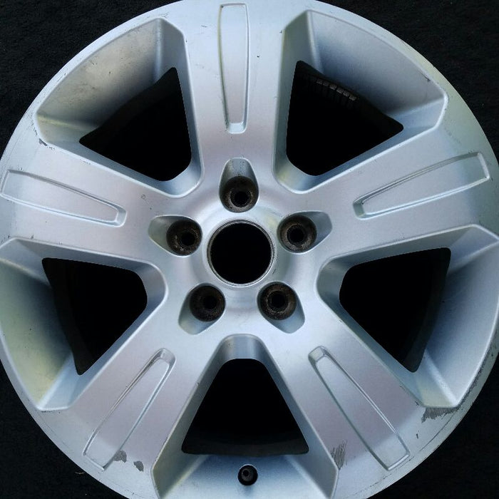"17"" CAPTIVA SPORT 13 17x7, (5 spoke), painted Original OEM Wheel Rim 5567"