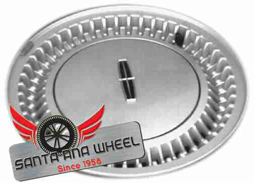 "15"" LINCOLN & TOWN CAR 90-92 15x6-1/2, aluminum, 48 slots Original OEM Wheel Rim 1705 - OEM WHEEL SHOP"