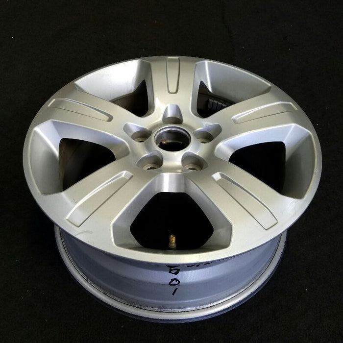 "17"" CAPTIVA SPORT 14 17x7, grooved spoke (opt RZS) Original OEM Wheel Rim 5601"