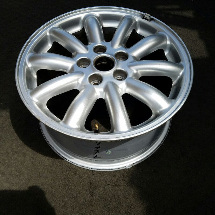 "16"" S TYPE 04-05 road (alloy), 16x7-1/2, 10 spoke Original OEM Wheel Rim 59772"
