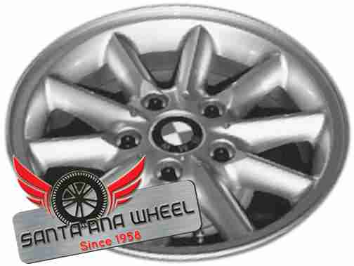 "15"" BMW 318i 93-94 15x7 (alloy), 10 spoke Original OEM Wheel Rim 59226 - OEM WHEEL SHOP"