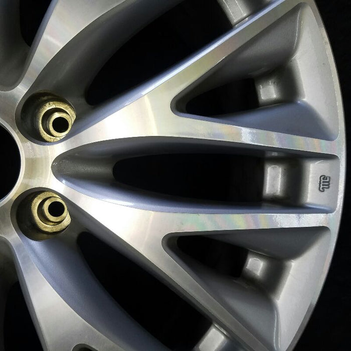 "18"" INFINITI Q70 15-17 18x8 (alloy), (10 spoke), LWB (Y spoke) Original OEM Wheel Rim 73776"