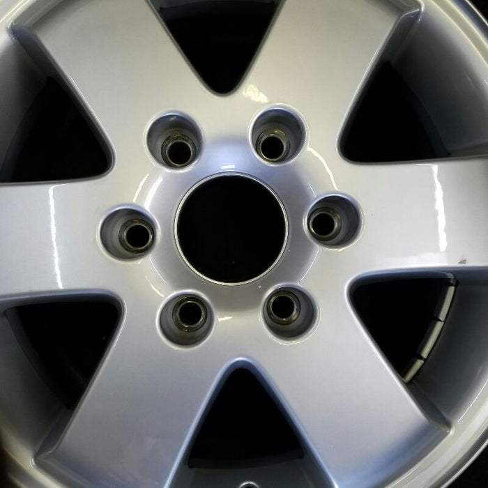 "16"" MERCEDES SPRINTER 2500 18 16x6-1/2, aluminum ( 6 spoke ) Original OEM Wheel Rim 85403"