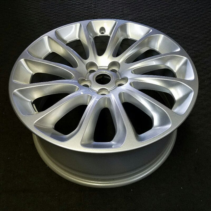 "20"" RANGE ROVER 18-19 20x8-1/2 ( 12 spoke alloy ) Original OEM Wheel Rim 72317"