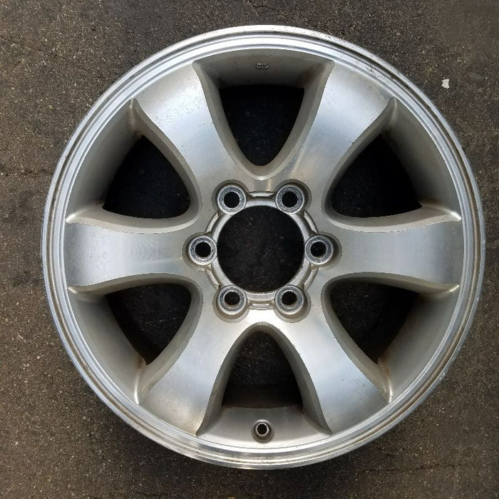 "17"" TOYOTA 4 RUNNER 03-09 17x7-1/2 6 spoke Original OEM Wheel Rim 69430"