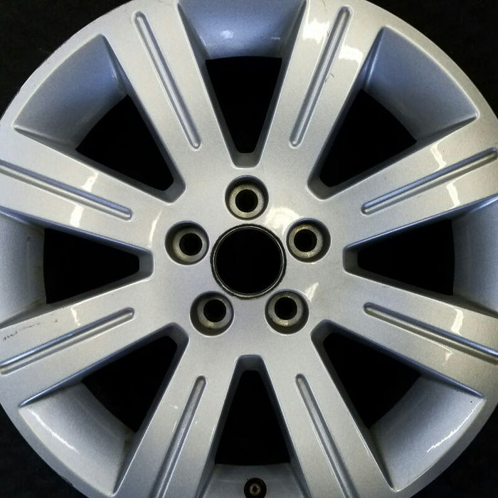 "17"" FLEX 09-12 17x7-1/2 (aluminum) (8 painted spokes) Original OEM Wheel Rim 3816"