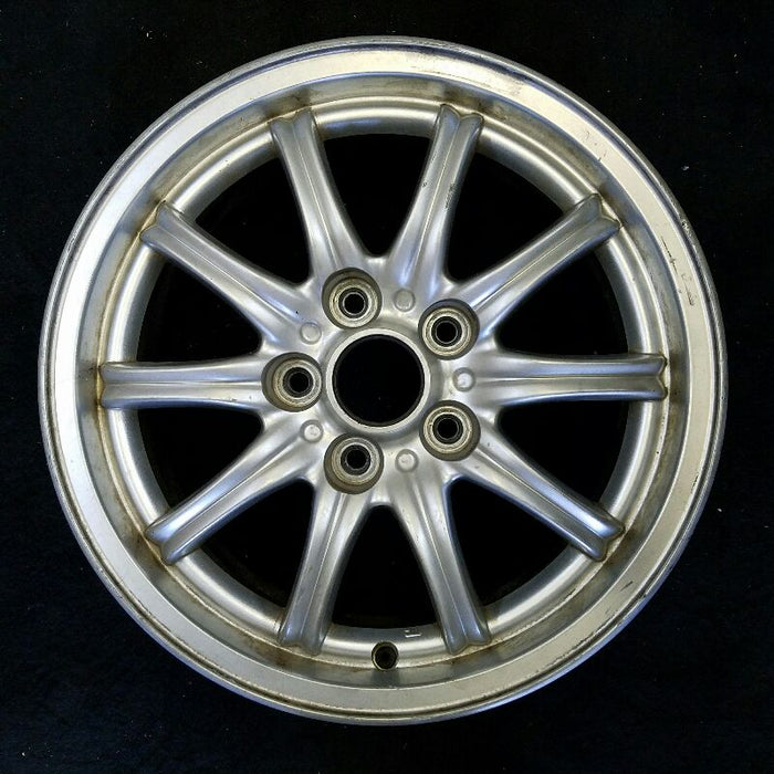 "16"" XG SERIES 01-05 16x6-1/2 (alloy) Original OEM Wheel Rim 70697"