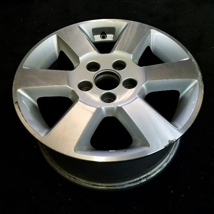 "16"" ELEMENT 09-11 16x6-1/2 alloy (6 spoke) Alcoa manufacturer Original OEM Wheel Rim 63986A"