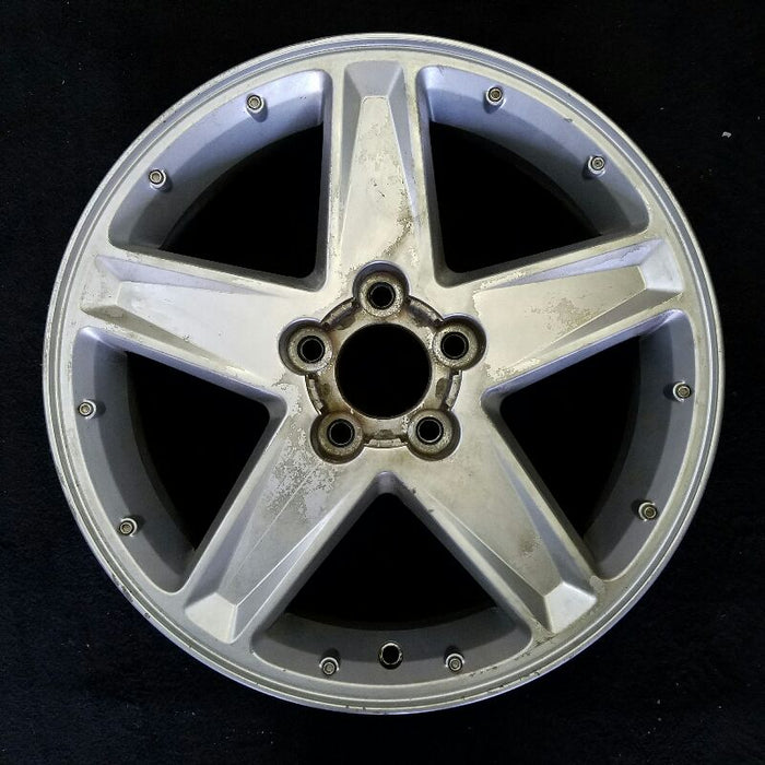 "17"" EQUINOX 05-06 17x7 (5 spoke silver painted finish opt N75) Original OEM Wheel Rim 5233"