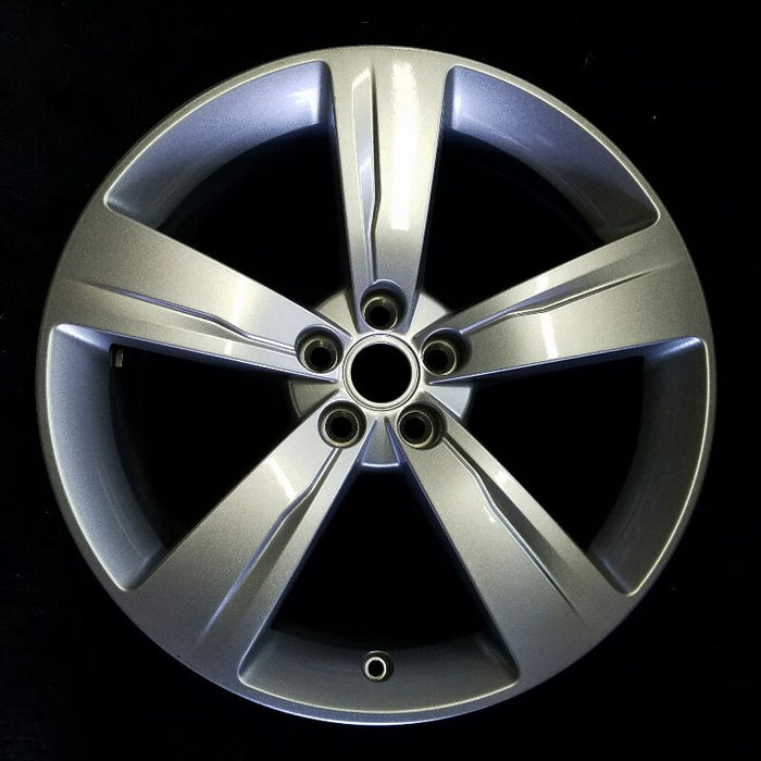"19"" ROVER VELAR 18 19x8-1/2 ( 5 spoke alloy ) painted silver Original OEM Wheel Rim 72300B"