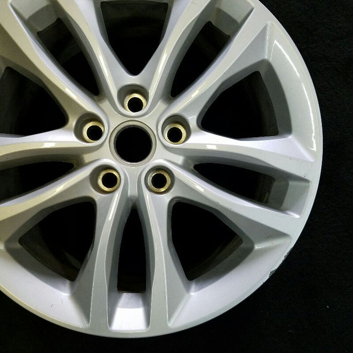 "17"" MALIBU 16 VIN Z (4th digit New Style) aluminum 17x7-1/2 (opt RSC) Original OEM Wheel Rim 5715"