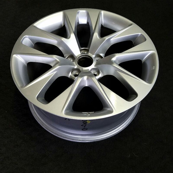 "18"" HYUNDAI GENESIS 13-16 Cpe 18x8 (10 spoke) (rear) w/Original OEM Wheel Rim 70840A"