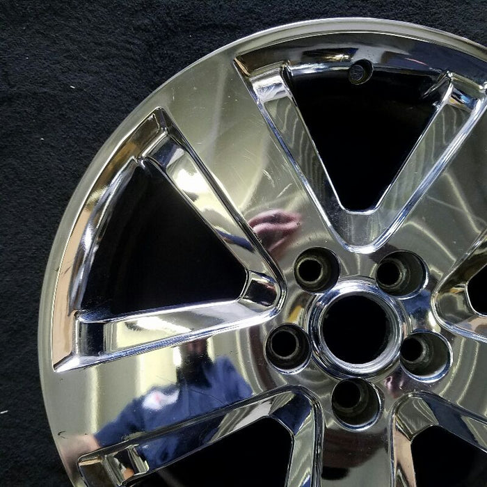 "17"" FORD LINCOLN LS 06 17x7-1/2 (aluminum) chrome Original OEM Wheel Rim 3642A"