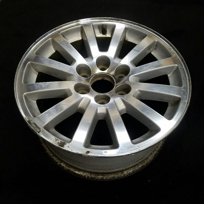 "18"" TAHOE 08-09 18x8 12 spoke (Hybrid opt P71) ultra bright finish (ID FTB) Original OEM Wheel Rim 5355"