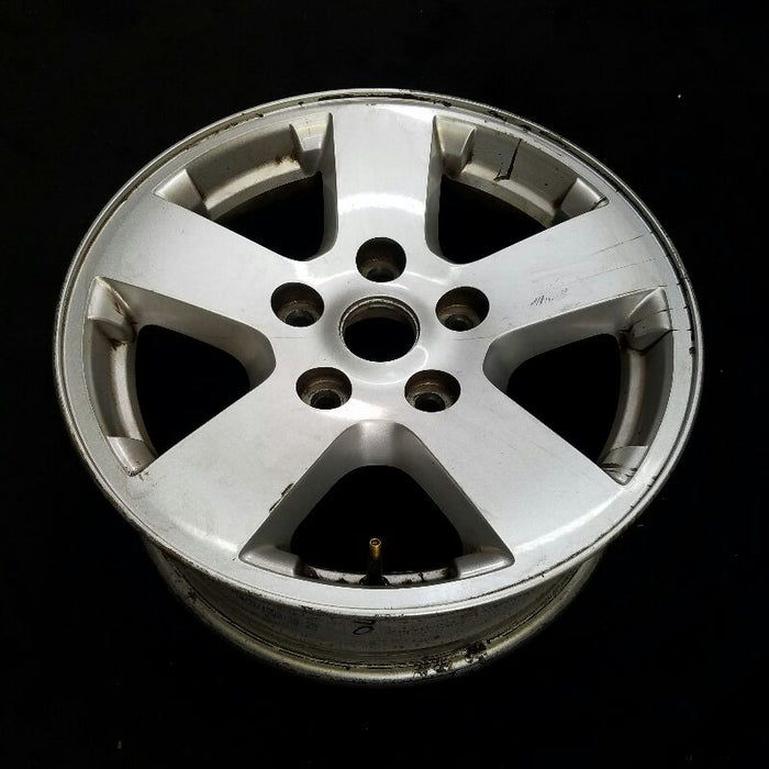 "17"" CHRYSLER DODGE 1500 PICKUP 09-11 17x7 road wheel aluminum (opt WFX) painted Original OEM Wheel Rim 2430"