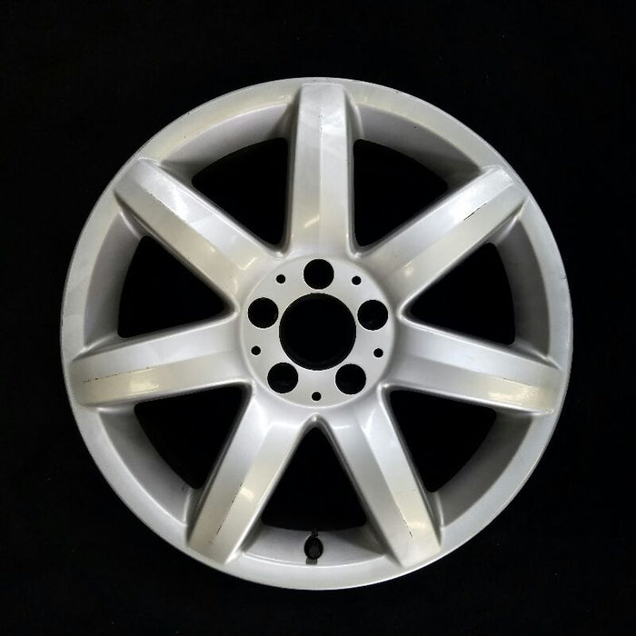"17"" MERCEDES S-CLASS 03 230 Type; SL500 17x8-1/2 (7 spoke) Original OEM Wheel Rim 65278"