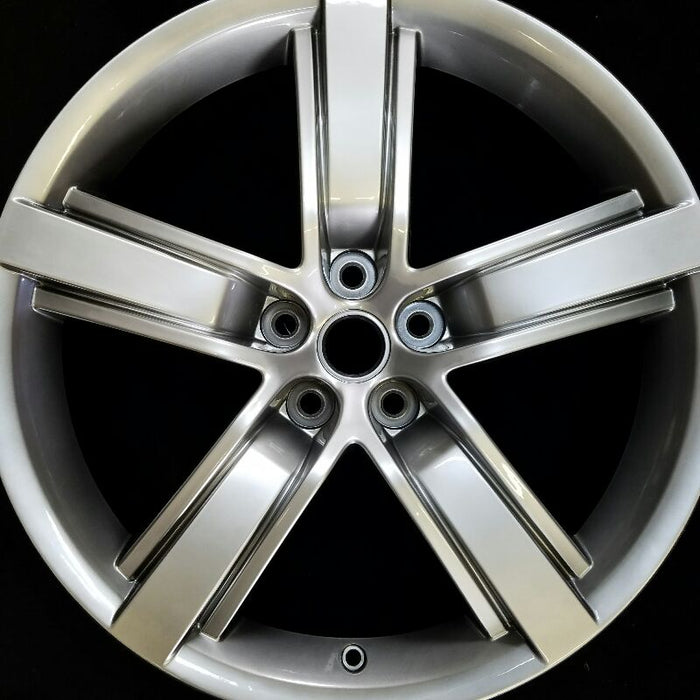 "20"" CAMARO 13-15 20x9 (rear) (5 spoke) silver opt R41 Original OEM Wheel Rim 5530"