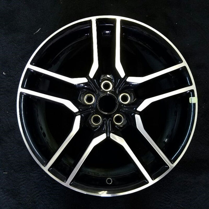 "18"" FORD MUSTANG 18-19 18x8 ( aluminum ) 10 spoke ( 5 split spoke ) Original OEM Wheel Rim 10157"