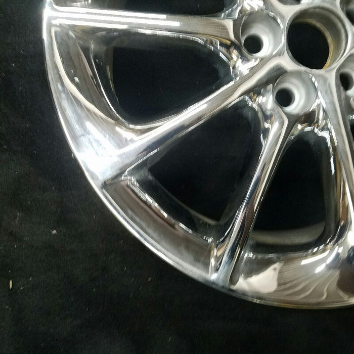"17"" LEXUS CT200H 11-13 17x7 (alloy) 10 spoke silver Original OEM Wheel Rim 74257A"
