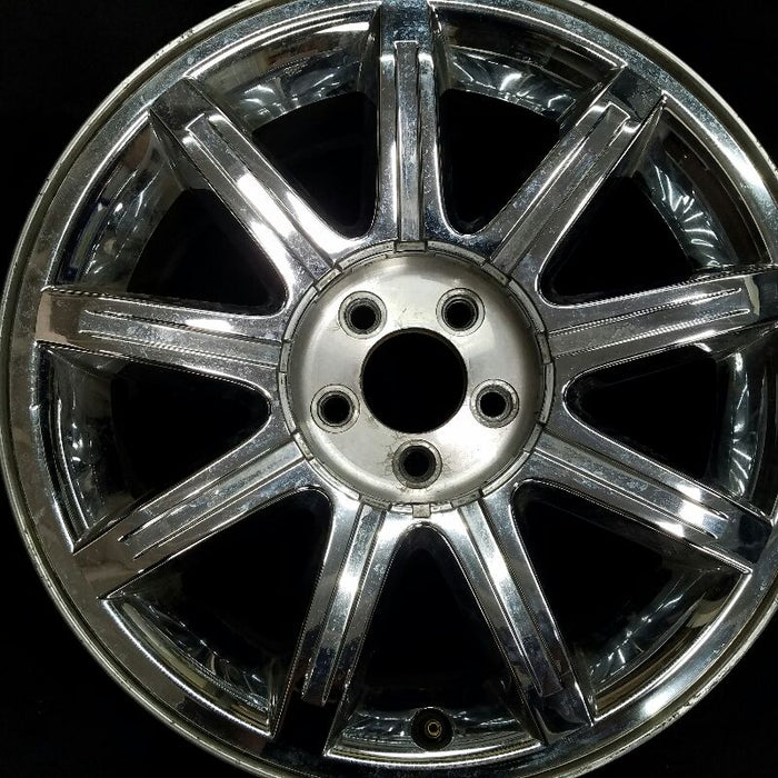 "18"" 300 05-06 18x7-1/2 (aluminum) 9 spoke (RWD) Original OEM Wheel Rim 2244"