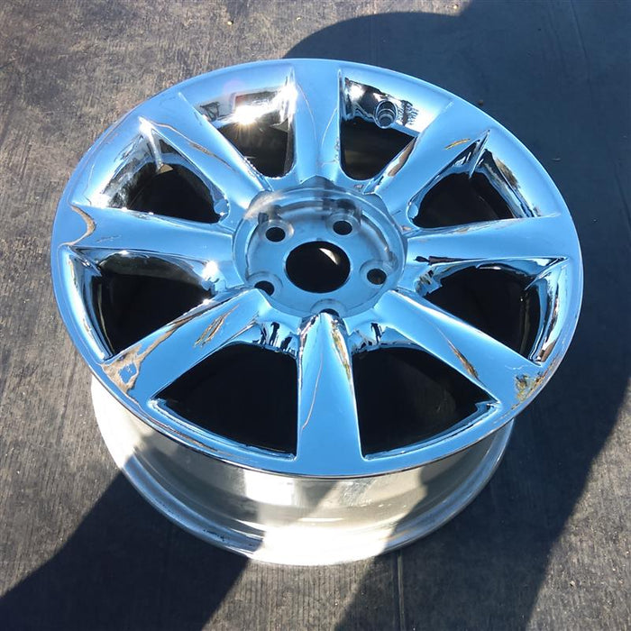 "17"" INFINITI Q45 05-06 17x7-1/2 (alloy, 8 spoke) Original OEM Wheel Rim 73680 - OEM WHEEL SHOP"