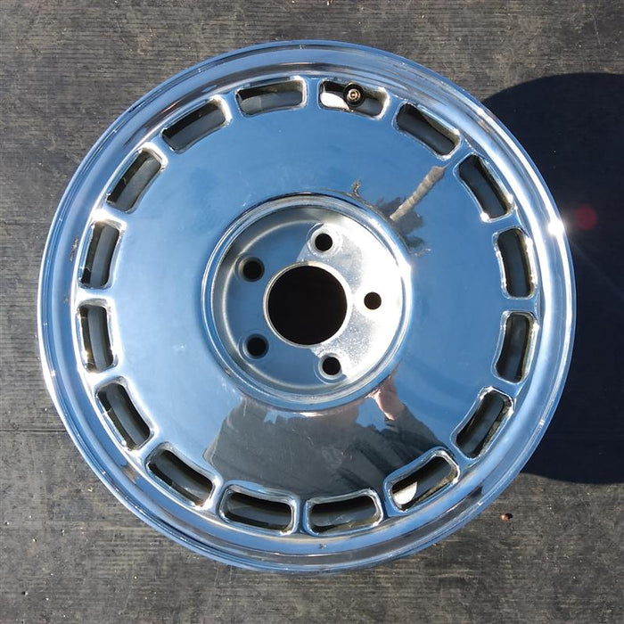 "16"" FLEETWOOD 91-93 FWD, 16x6 (aluminum) Original OEM Wheel Rim 4505 - OEM WHEEL SHOP"