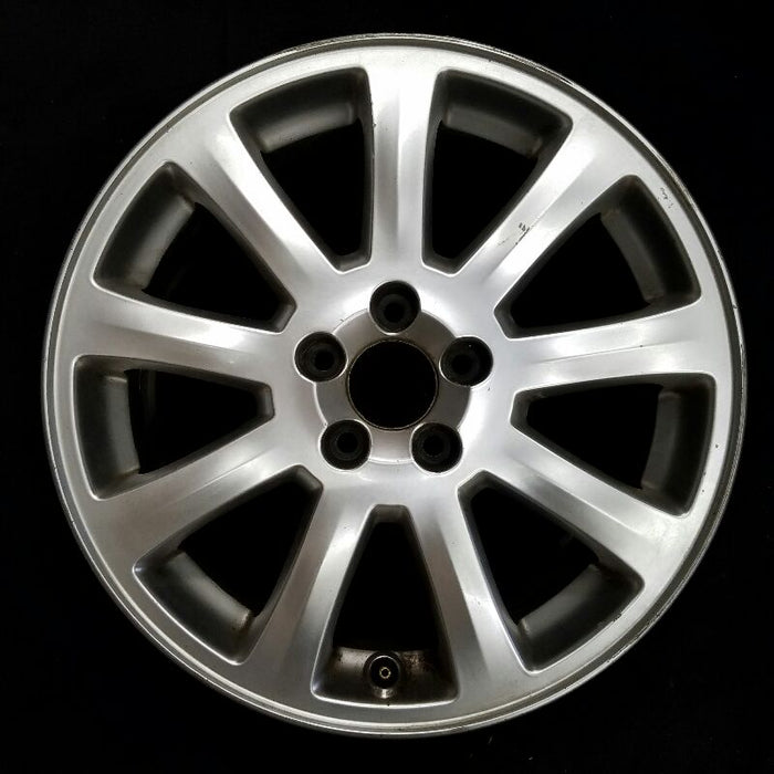 "17"" VOLVO 60 SERIES 08-09 S60 17x7 (alloy) 9 double Original OEM Wheel Rim 70273"