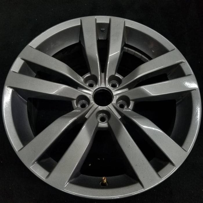 "18"" IMPREZA 12-14 18x8-1/2 (alloy) 5 spoke double spoke Original OEM Wheel Rim 68801"
