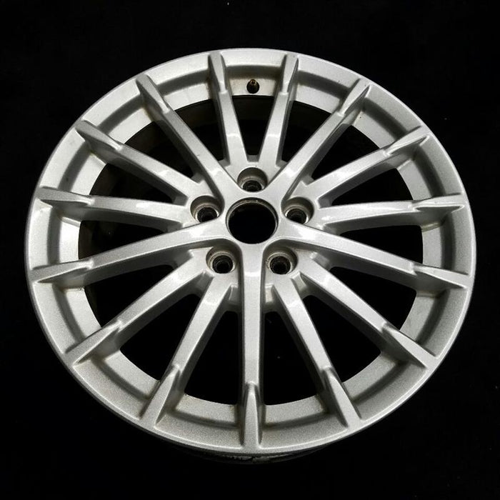 "17"" FORD C-MAX 13-16 (17x7 alloy) (15 spoke) Original OEM Wheel Rim 3904"