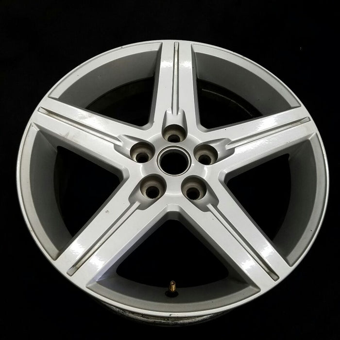 "18"" CAMARO 12 18x7-1/2 aluminum (5 spoke painted opt RQH) Original OEM Wheel Rim 5439"