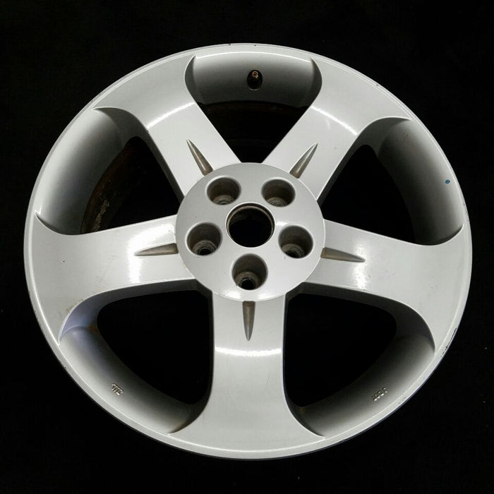 "18"" MURANO 03-05 18x7-1/2 (alloy) 5 spoke painted finish Original OEM Wheel Rim 62420B"