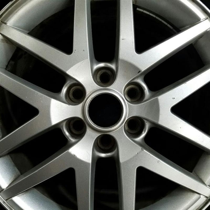 "18"" SAAB 9-7X 06-09 18x8 (alloy) 6 Y spokes (silver painted opt P40) Original OEM Wheel Rim 68241"